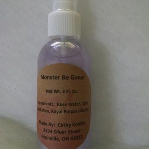 Monster Be Gone! Magic Spray